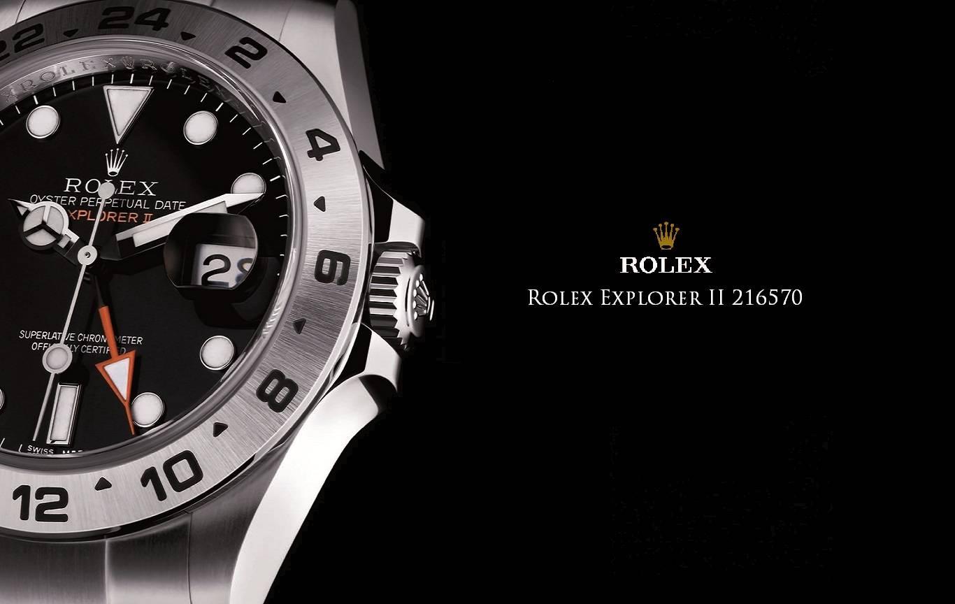Rolex ...